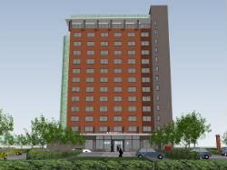 Hurks realiseert Bastion Hotel in Waalre