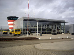 Stap in ontwikkeling bedrijventerrein Lelystad Airport