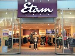 Miss Etam-eigenaar gaat naar de beurs