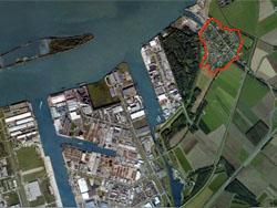 SER Brabant kiest voor verplaatsing dorp Moerdijk