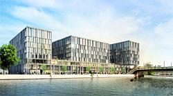 OVG verkoopt project HumboldtHafenEins in Berlijn