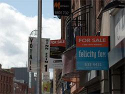 Sterke stijging Ierse woningprijzen