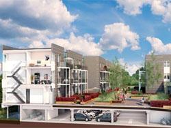 Transformatie kantoren Nieuwegein naar 87 woningen