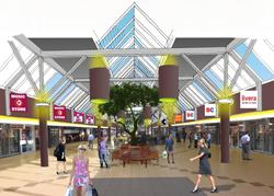 Renovatie winkelcentrum Paddepoel