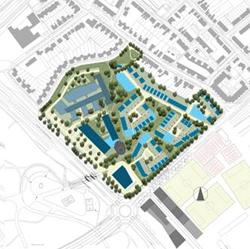 Honderd woningen op locatie ziekenhuis Oss
