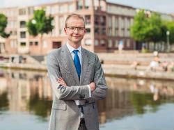 Knauff nieuwe acquisitiedirecteur Vesteda