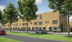 Nieuw woningproject in Rotterdam-Zuid