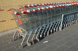 Supermarkten beginnen jaar met meer omzet