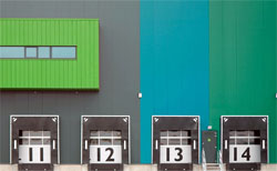 Logistieke markt koerst af op beleggingsrecord