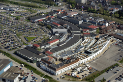 Recordaantal bezoekers Outlet Roermond