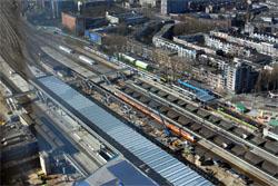 Vernieuwing Rotterdam Centraal 13 maart afgerond
