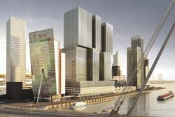Rotterdam zoekt nieuwe balans in kantorenmarkt