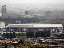 'Bankgarantie voor nieuw stadion ook staatssteun'