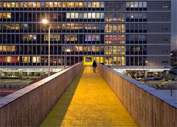 Berlijnse prijs voor Luchtsingel Rotterdam