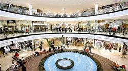 Atrium voor 162 miljoen in winkelcentrum Praag