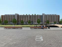 Vesteda naar één hoofdkantoor in Amsterdam