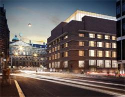W Hotel Amsterdam officieel open