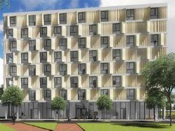 Xior koopt voor 30 miljoen euro studentenproject Rotterdam