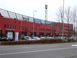 Brabant Noord in kantoorruimte stadion FC Den Bosch