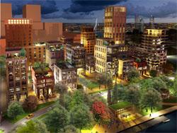 TBI realiseert 300 woningen Coolhaven Rotterdam
