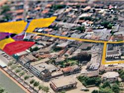 Terneuzen zet streep door 6.000 m2 winkels
