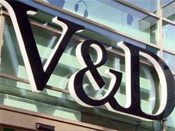 V&D-warenhuizen mogelijk maand open