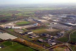 Nieuwbouw Europees distributiecentrum in Oosterhout