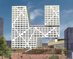 Gemeente Utrecht verhuurt  6.270 m2  in Stadskantoor