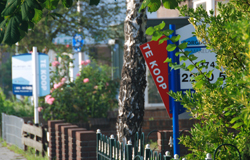 Huizenprijzen blijven stijgen in krappe markt