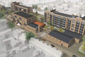Delta Lloyd koopt veertig woningen Bussum