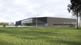 Start bouw Beijer Ref Support Center