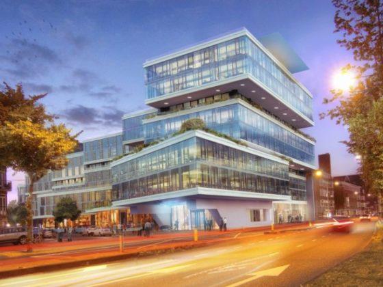 Amsterdam behoedt landelijke kantorenmarkt voor krimp