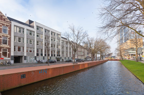 Metropoolregio huurt Westersingel 12 Rotterdam