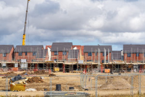 Snelle groei aantal woningbouwvergunningen