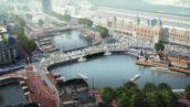 Amsterdam investeert 90 miljoen in stationsgebied