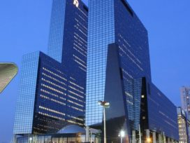 'Rotterdam wil nieuwe kantorentorens bij station'