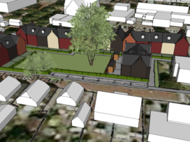 Woningbouw op locatie school Nijverdal