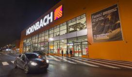 Hornbach opent megawinkel Amsterdam