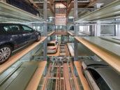 Innovatie: 52 parkeerplaatsen op 133 m2
