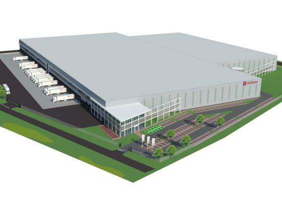 Nieuw warehouse voor Hollister in Roosendaal - Vastgoedmarkt
