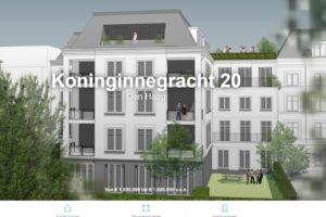 NSI wil Koninginnegracht 20 Den Haag verkopen