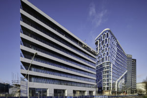 Catella: hoogste huurgroei kantoren in Amsterdam