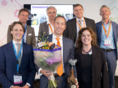 Peter Göbel wint Green Leader Award