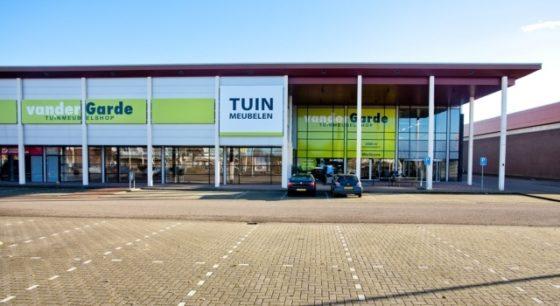 Ralsin huurt winkelruimte in Veenendaal