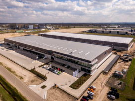 Matrix Fitness neemt 26.000 m2 logistiek af van DHG