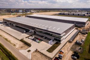 NVM: spectaculaire toename voorraad logistiek vastgoed