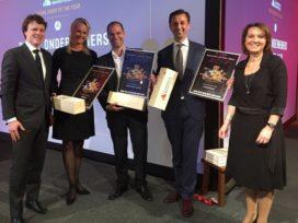 Retail Awards voor Paagman, Yoghurt Barn en Rituals