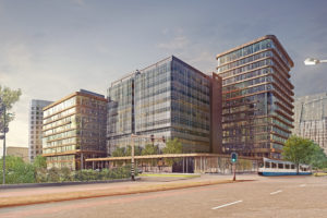 WeWork en Booking.com nemen 12.500 m2 af in Atrium