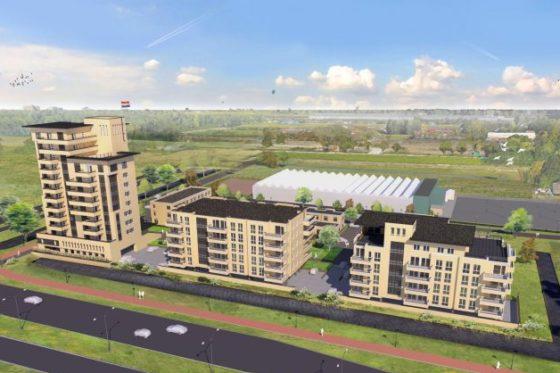 Nieuw woningproject in RijswijkBuiten