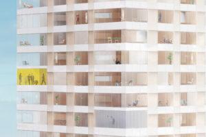 BPD bouwt collectieve woontoren Holon House